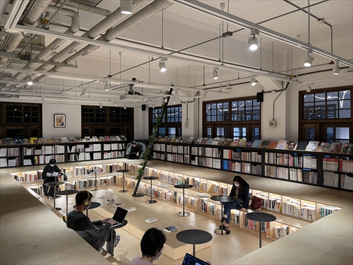 聚珍臺灣,松山文創,不只是図書館,片倉佳史,台湾探見,不只是圖書館,台湾体験