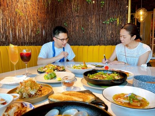 fabules,信義路,麗水街,永康街,台湾料理屋,台湾体験,片倉夫婦,台湾探見