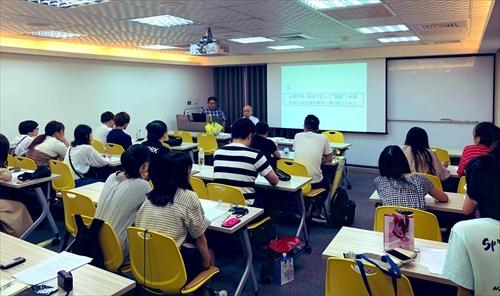 武蔵野大学,台湾研修,片倉佳史,客員教授,張文芳,友愛グループ,もっと知りたい台湾