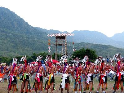 アミ族,ミリシン,豊年祭,豊浜