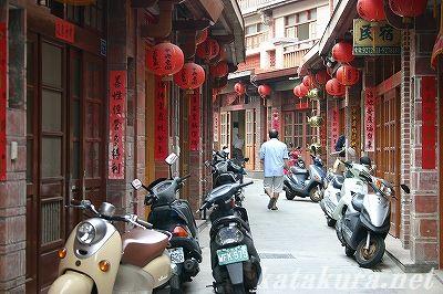 馬公,中央老街,澎湖,歴史建築,散策