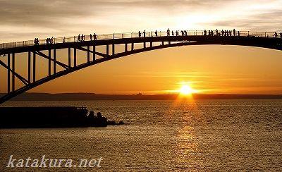澎湖,夕陽,観音亭,馬公