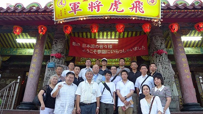 飛虎将軍廟,台南,200%ツアー