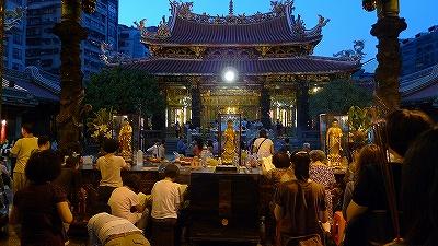 龍山寺,万華,台北