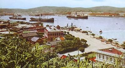 基隆,基隆港,日本統治時代