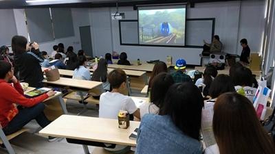片倉佳史,陳信安,講演,嘉南薬理大学
