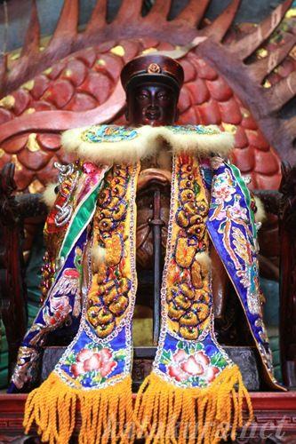 飛虎将軍廟,水戸,台南,里帰り,杉浦茂峰