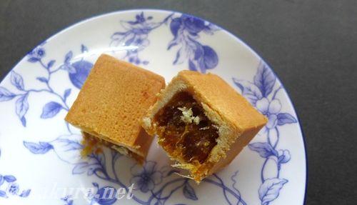パイナップルケーキ,片倉真理,クレア,CREA