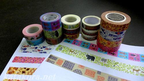 マスキングテープ,台湾,片倉真理,CREA