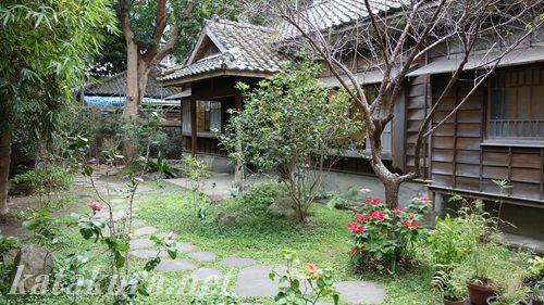 青田茶館,青田街,庄司萬太郎,日本統治時代