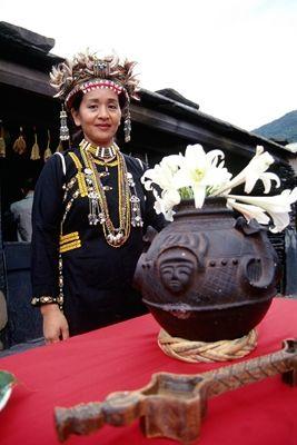 パイワン族,台湾原住民,高砂族