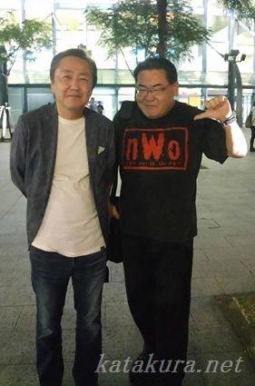 WWE,台湾,プロレス,管林直樹,新日本プロレス,片倉佳史