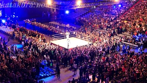 WWE,台湾,プロレス,中邑,新日本プロレス,アメプロ