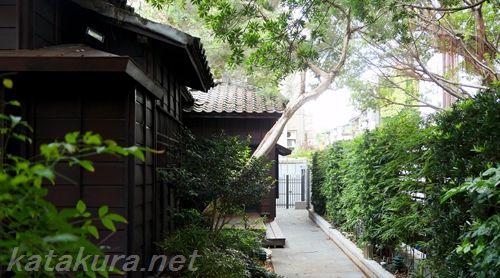 京倫會所,日本統治時代,日治建築,日式宿舎
