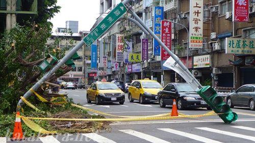 台湾,台風,被害