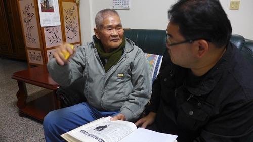 劉英輝,台湾籍日本兵,ラバウル,戦後補償,ニューブリテン島,埔里