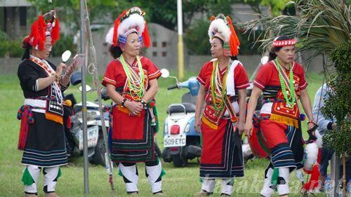 アミ族,花蓮,台湾,原住民,豊年祭