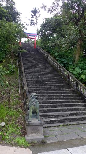 宜蘭神社,宜蘭県,神社遺跡