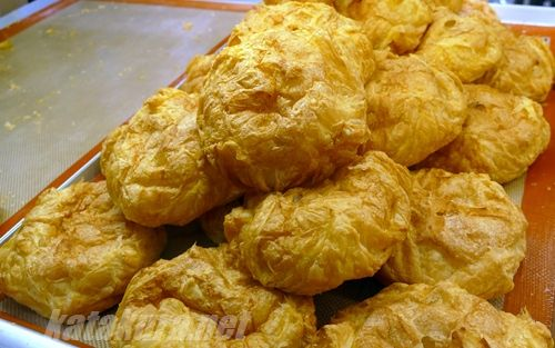 芋頭,米詩堤,九份,シュークリーム,タロイモ