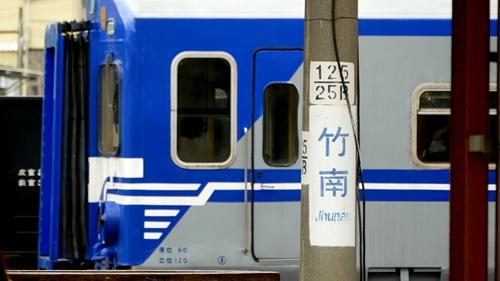 竹南駅,EMU400