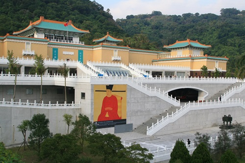 故宮博物院,片倉佳史,台北,台湾,200%満喫