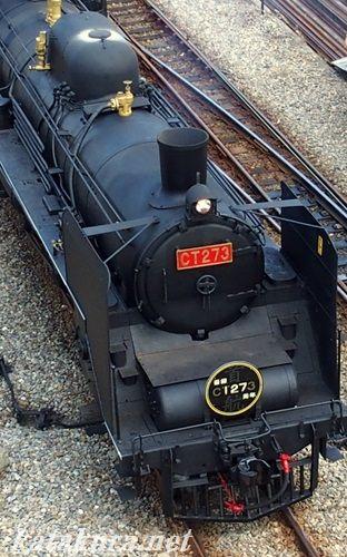 C57,CT273,台湾,台鐵,花壇,蒸気機関車,彰化,二水