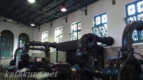 台北水源地,自来水博物館