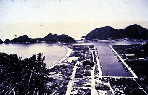 蘇澳,南方澳,日本統治時代,竹中信子