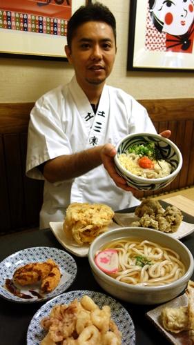 土三寒六,樺島泰貴,讃岐うどん,烏龍麺,台北