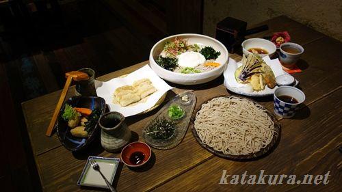 二月半そば,蕎麦麺,台北,井川,そば
