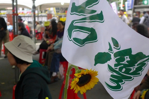台湾,デモ,学生,立法院