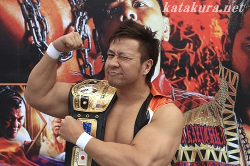 小島聡,台湾,台北,新日本,NWA