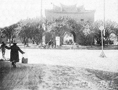 北門,台北,台北城