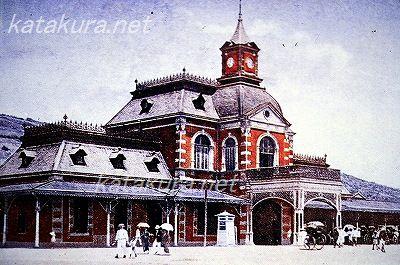 基隆駅,日本統治時代,基隆,片倉佳史