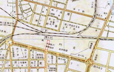 台北,地図