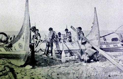紅頭嶼,蘭嶼,ヤミ族,タオ族