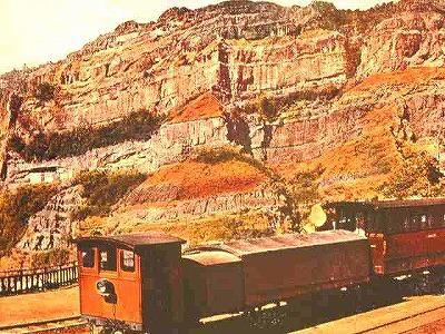 二万平,阿里山鉄道