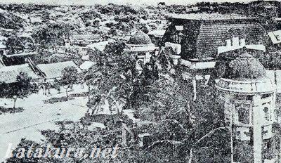 台南州庁,大正公園,国立台湾文学館