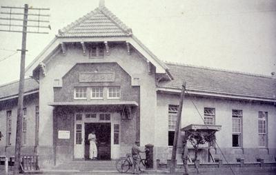 澎湖郵便局,馬公,日治