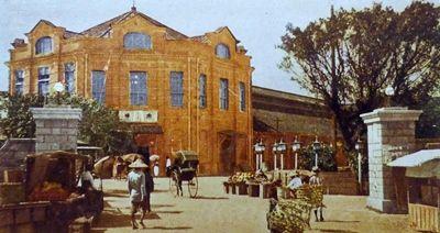 西門市場,八角堂,近藤十郎,紅楼劇場,西門紅楼