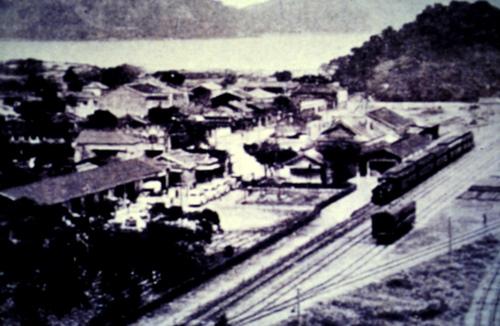 蘇澳,蘇澳駅,suao、日本統治時代