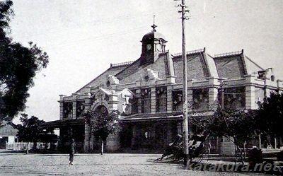 新竹駅,日本統治時代,片倉佳史,松ヶ崎