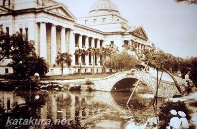 新公園,台北,後藤新平,児玉源太郎,博物館,台湾総督府,台湾