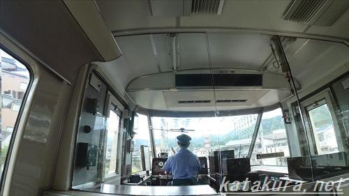 やくも,ゆったりやくも,伯備線,パノラマグリーン車,日本鐵道