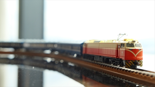 台湾鉄路,模型撮影,ジオラマ撮影,鐵仔路,音鉄,音鉄趣味,片倉佳史