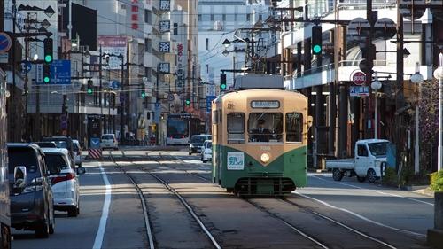 富山市内線,路面電車,富山市,富山地鐵