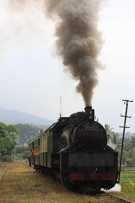 アンバラワ,インドネシア,保存鉄道