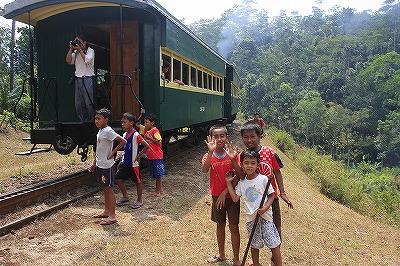アンバラワ,保存鉄道,SL