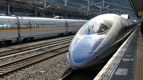 新岩国駅,山陽新幹線,500系