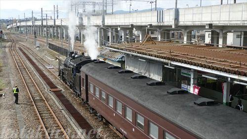 十日町駅,C11,飯山線